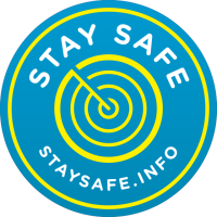 StaySafe Badge